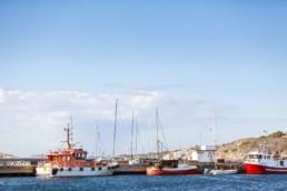 Bilde fra sandøysund - Photo: Strobe Foto