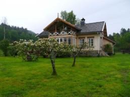 Bilde av gård på Bjerkøy