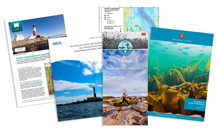 Dokumentarkiv for Færder nasjonalpark