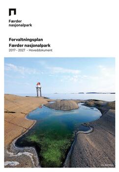 Forvaltningsplan Færder nasjonalpark 2017 - 2027 Hoveddokument