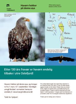 Havorn Færder nasjonalpark