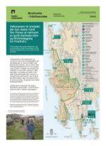 Moutmarka besøkssenter friluftsliv-Færder nasjonalpark