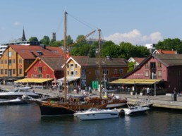 Tønsberg brygge - Photo: Reidun Mangerud