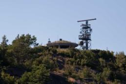 Bilde av kontrolltårn