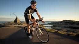 Sykkelritt på Verdens Ende