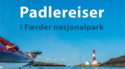 Bok med tittel padlereiser i Færder nasjonalpark av Vigdis Askjem
